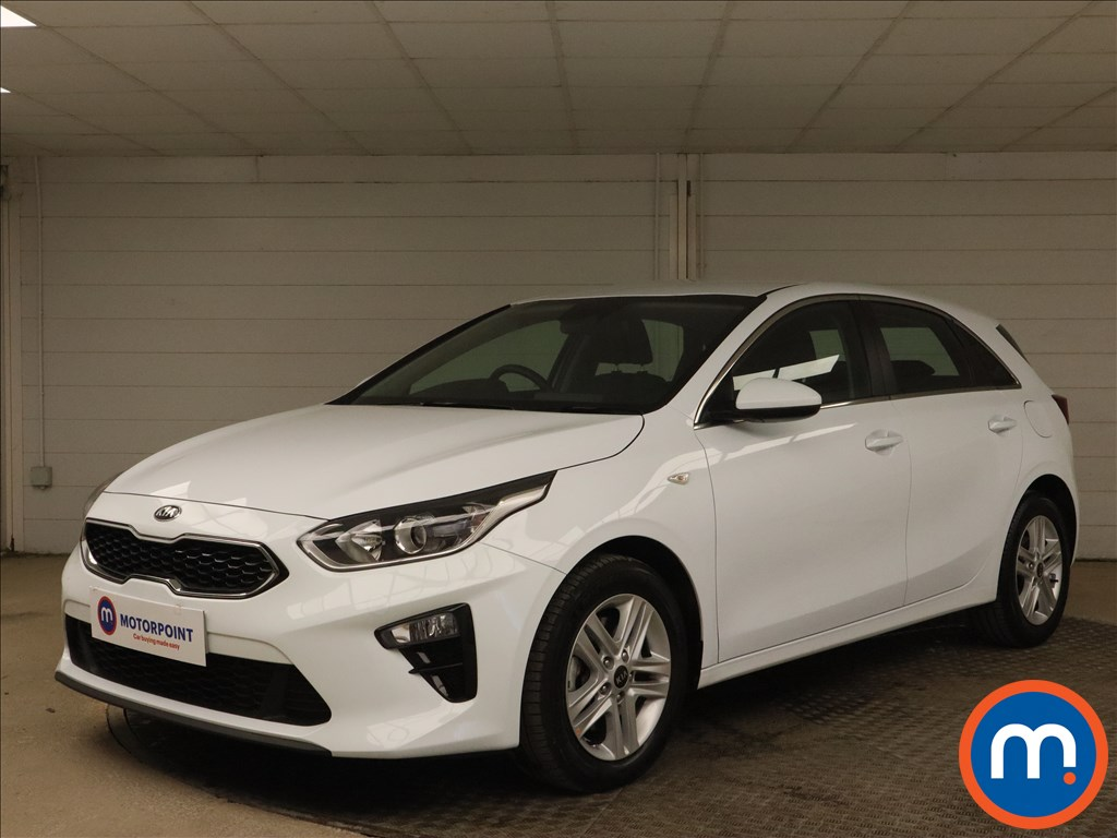 KIA Ceed 1.0T GDi ISG 2 5dr - Stock Number 1158372 Passenger side front corner
