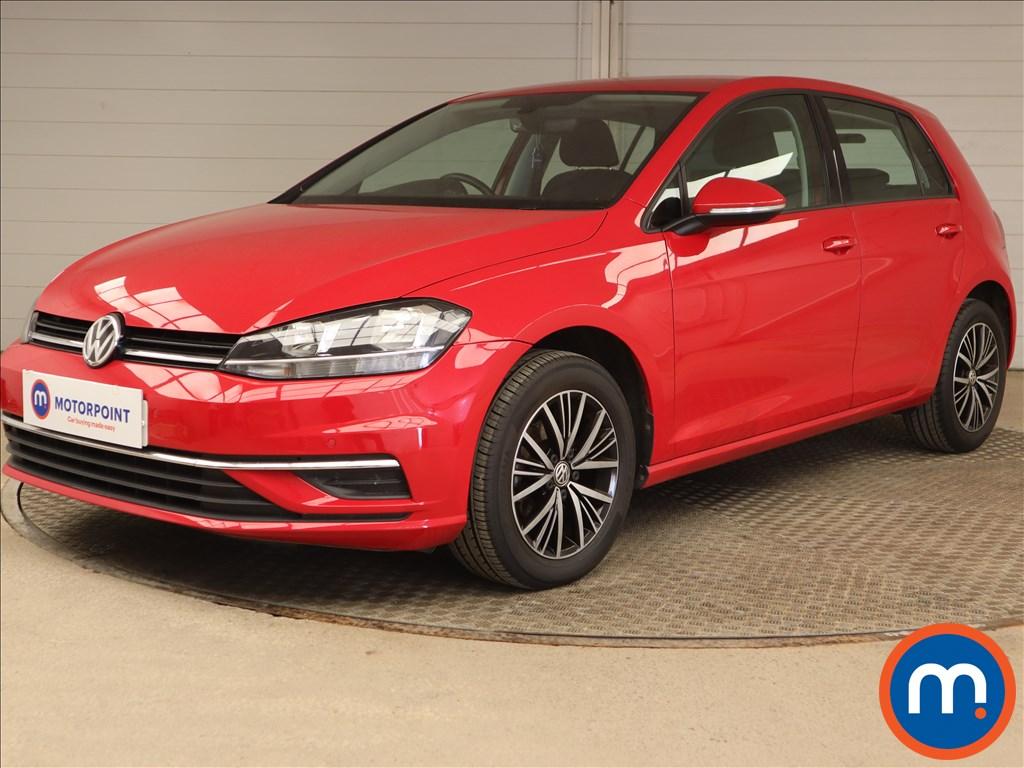 Volkswagen Golf 1.0 TSI 110 SE [Nav] 5dr DSG - Stock Number 1147737 Passenger side front corner