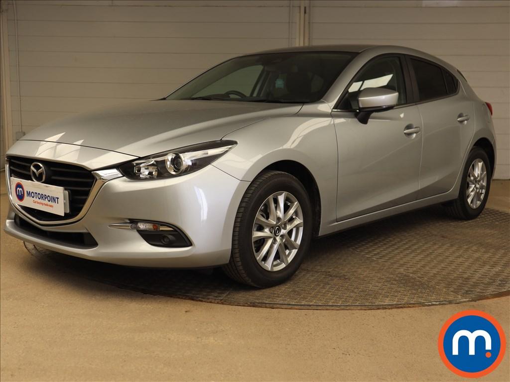 Mazda 3 2.0 SE-L Nav 5dr - Stock Number 1157559 Passenger side front corner