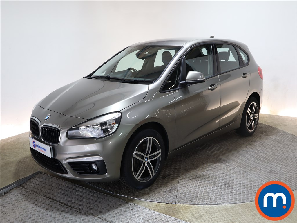 BMW 2 Series 216d Sport 5dr [Nav] - Stock Number 1158006 Passenger side front corner