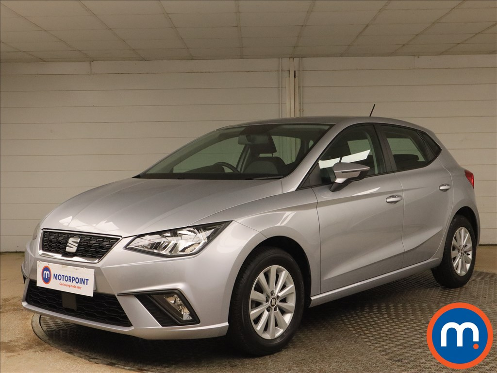 Seat Ibiza 1.0 SE Technology 5dr - Stock Number 1163890 Passenger side front corner