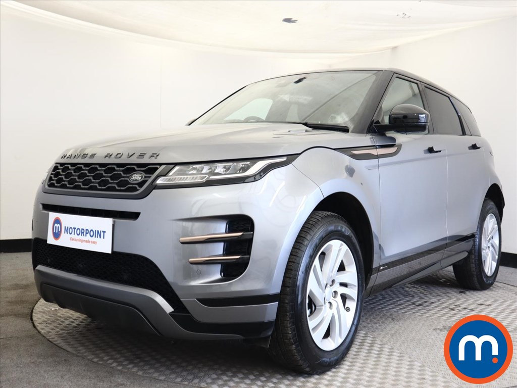 Land Rover Range Rover Evoque 2.0 D180 R-Dynamic S 5dr Auto - Stock Number 1164107 Passenger side front corner