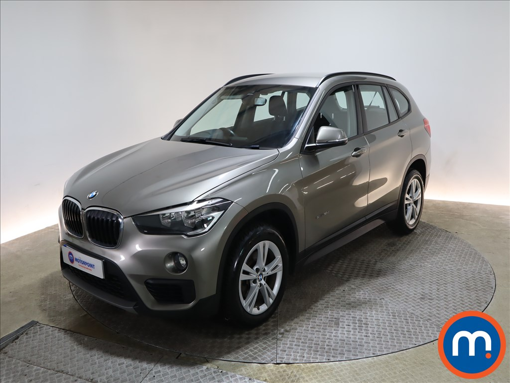 BMW X1 sDrive 18d SE 5dr - Stock Number 1158533 Passenger side front corner