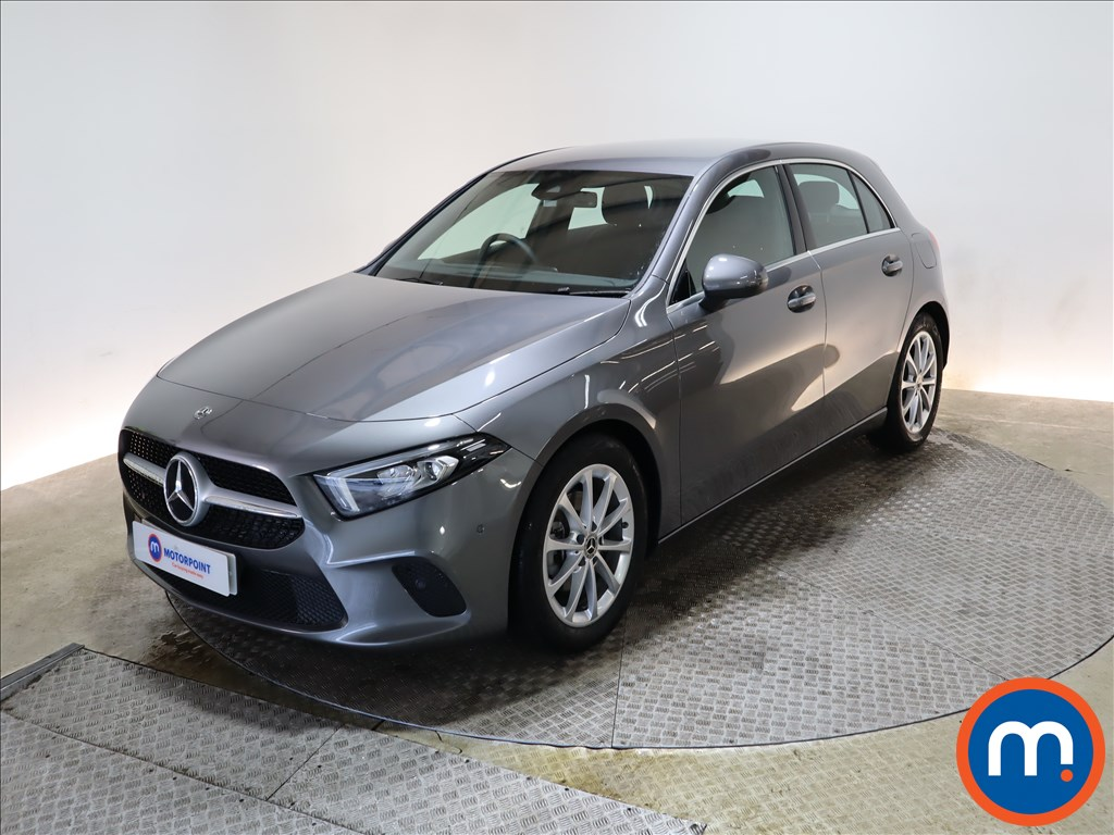 Mercedes-Benz A Class A180 Sport Executive 5dr Auto - Stock Number 1162705 Passenger side front corner