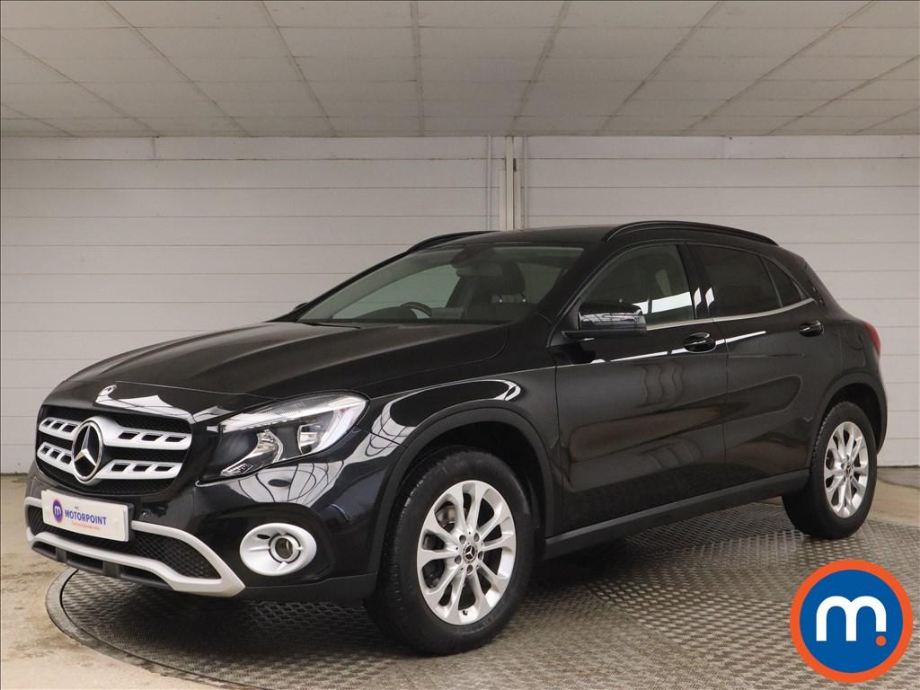 Mercedes-Benz GLA GLA 200d SE 5dr - Stock Number 1162848 Passenger side front corner