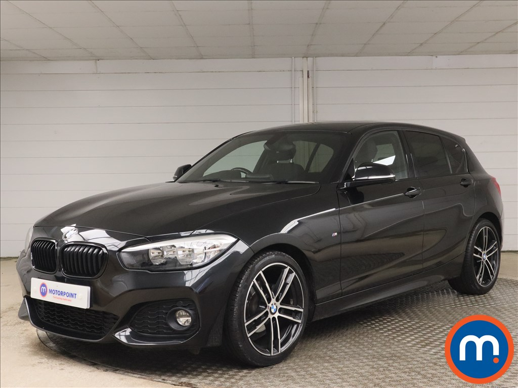 BMW 1 Series 118i [1.5] M Sport Shadow Ed 5dr Step Auto - Stock Number 1163304 Passenger side front corner