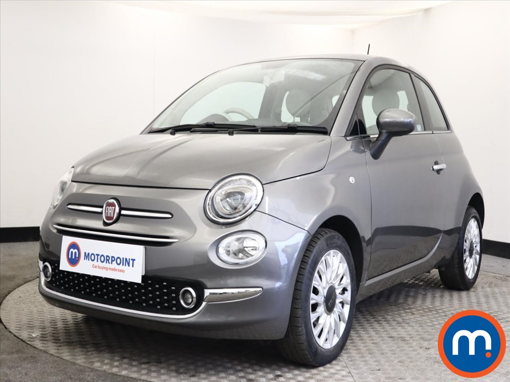Fiat 500 1.2 Lounge 3dr - Stock Number 1161865 Passenger side front corner