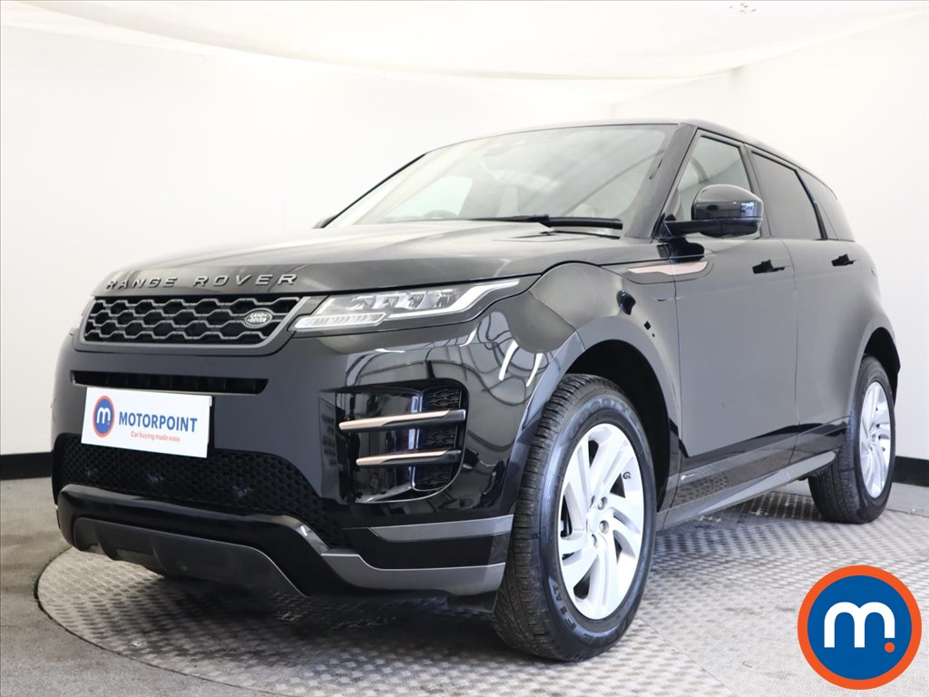Land Rover Range Rover Evoque 2.0 D180 R-Dynamic S 5dr Auto - Stock Number 1164088 Passenger side front corner