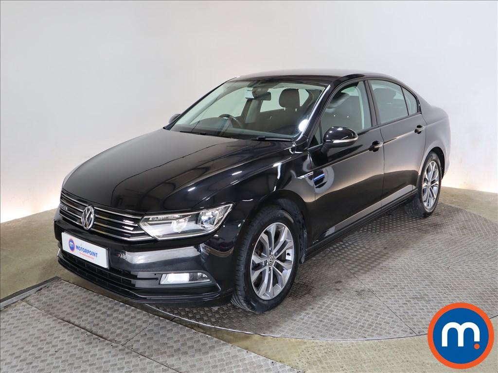 Volkswagen Passat 1.6 TDI Bluemotion 4dr - Stock Number 1164897 Passenger side front corner