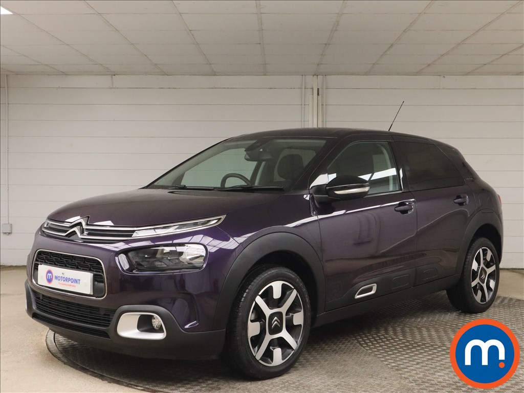 Citroen C4 Cactus 1.2 PureTech Flair 5dr [6 Speed] - Stock Number 1157805 Passenger side front corner