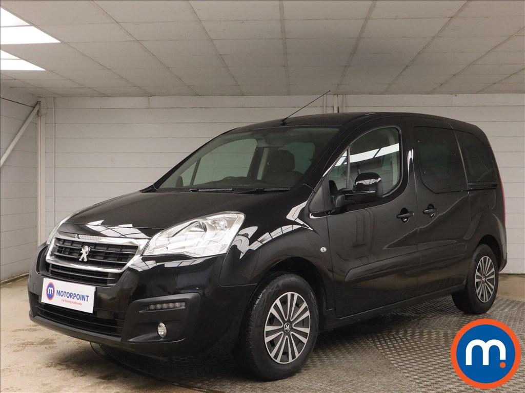 Peugeot Partner Tepee 1.6 BlueHDi 100 Active 5dr - Stock Number 1158790 Passenger side front corner