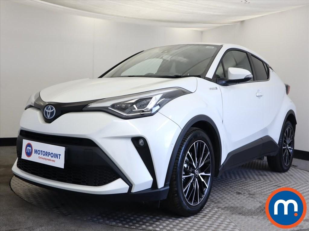 Toyota C-Hr 1.8 Hybrid Excel 5dr CVT - Stock Number 1164260 Passenger side front corner