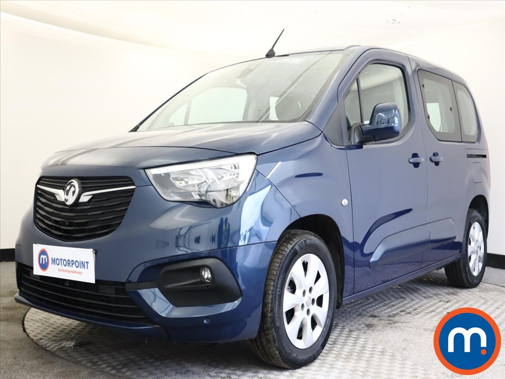 Vauxhall Combo Life 1.5 Turbo D 130 Energy 5dr Auto - Stock Number 1164727 Passenger side front corner