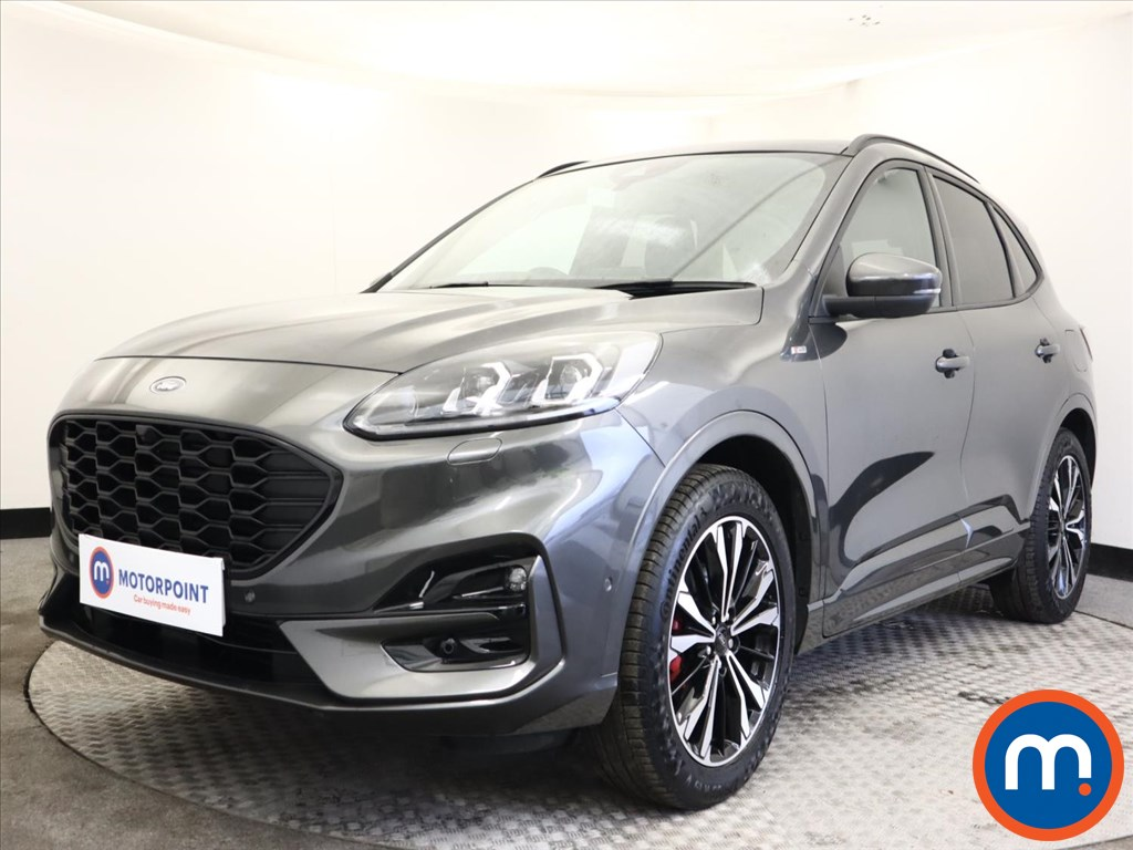 Ford Kuga 1.5 EcoBlue ST-Line X First Edition 5dr Auto - Stock Number 1165098 Passenger side front corner