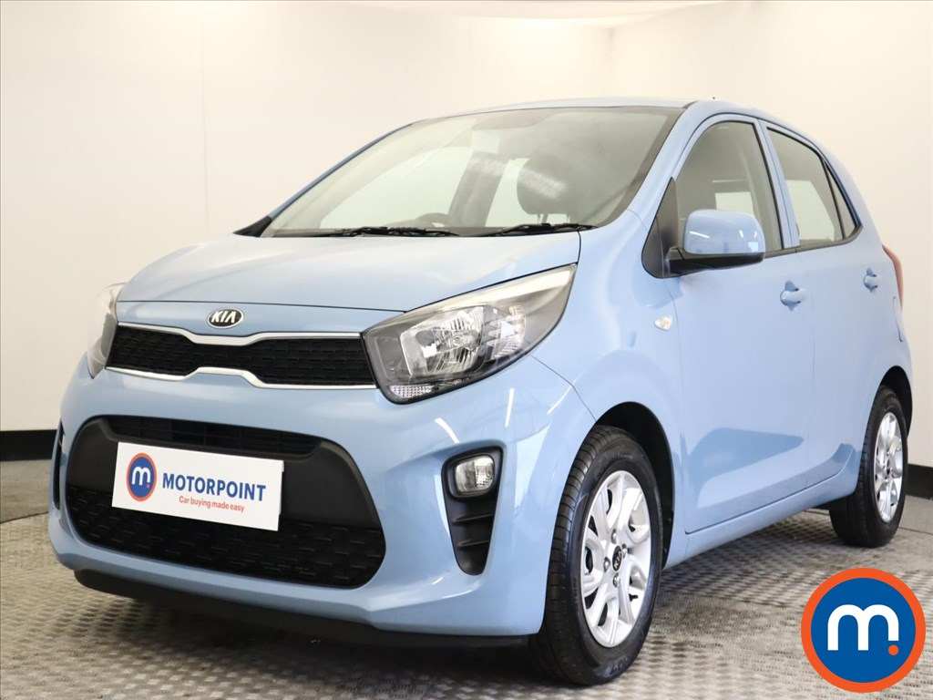 KIA Picanto 1.0 2 5dr [4 seats] - Stock Number 1165615 Passenger side front corner