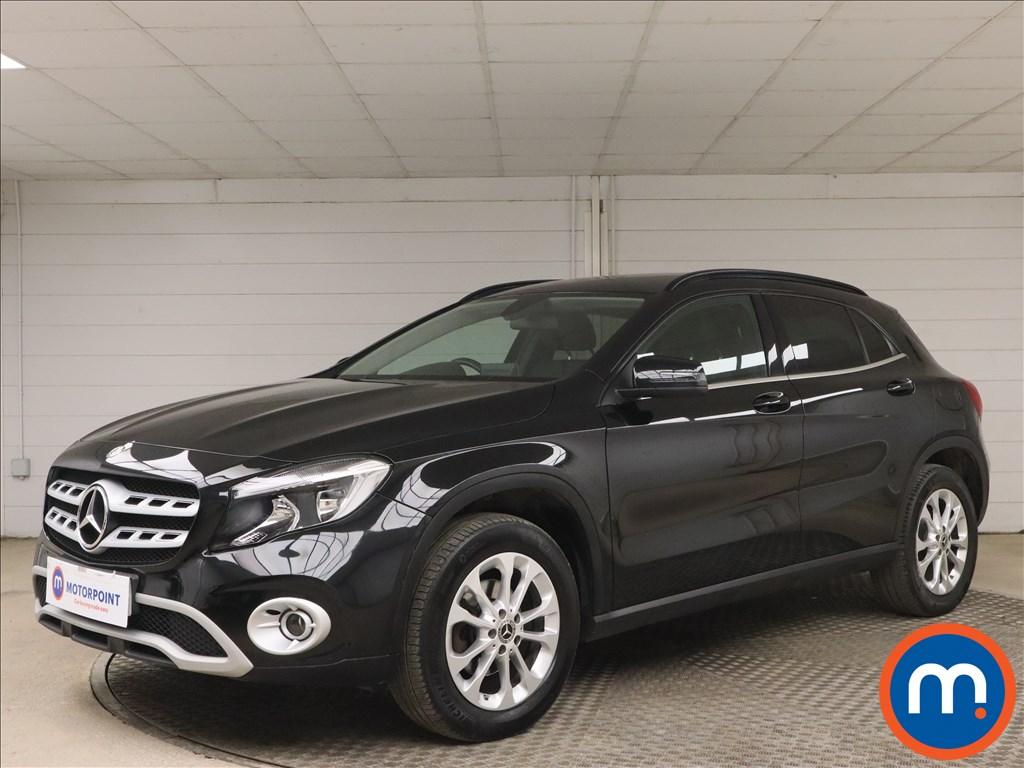 Mercedes-Benz GLA GLA 200d SE 5dr - Stock Number 1163820 Passenger side front corner