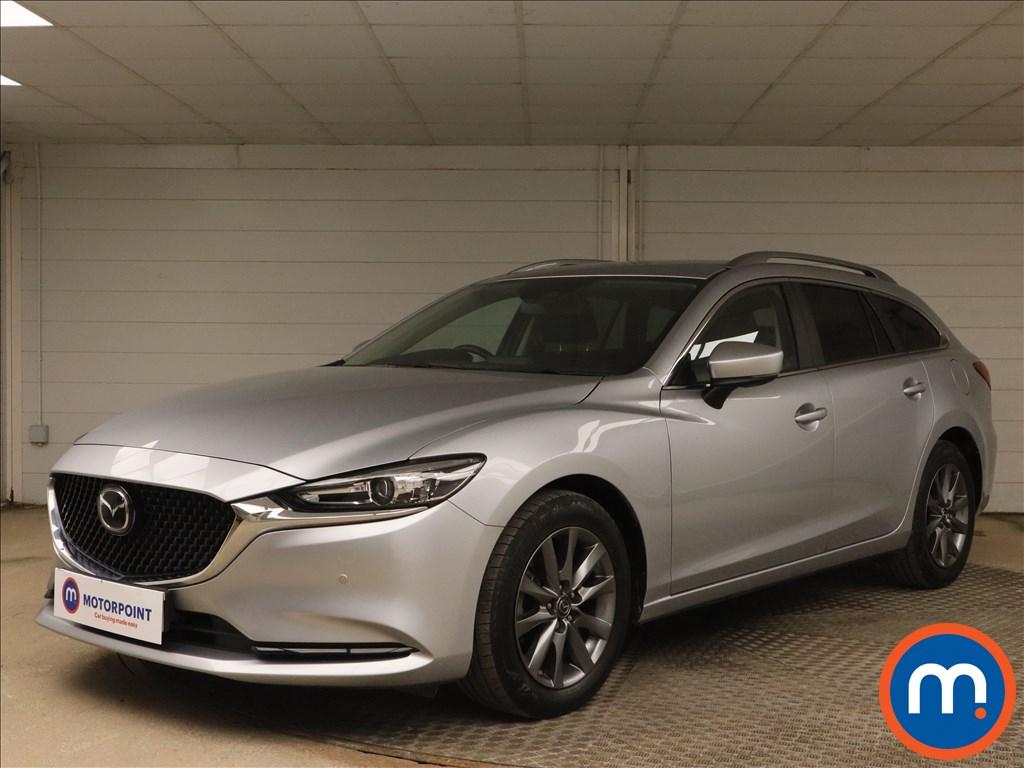 Mazda 6 2.0 SE-L Nav-Plus 5dr - Stock Number 1164235 Passenger side front corner