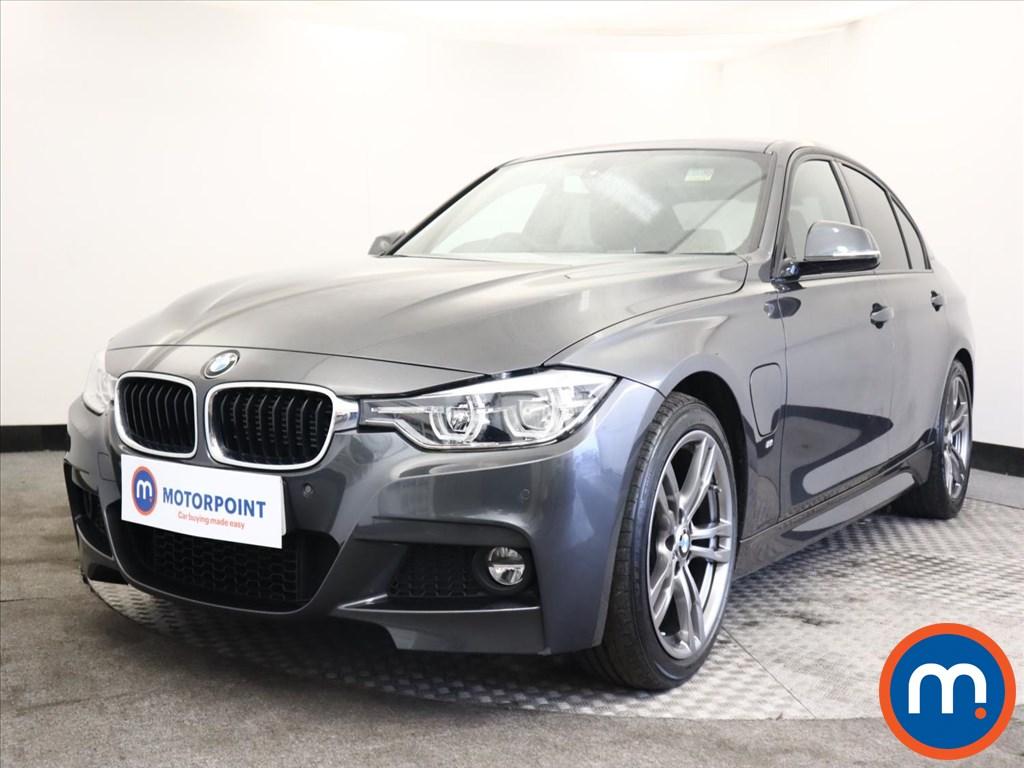 BMW 3 Series 330e M Sport 4dr Step Auto - Stock Number 1165629 Passenger side front corner