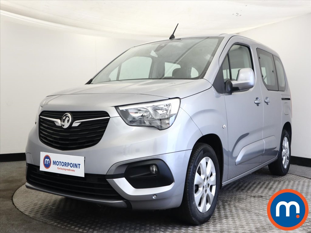 Vauxhall Combo Life 1.5 Turbo D 130 Energy 5dr Auto - Stock Number 1164726 Passenger side front corner