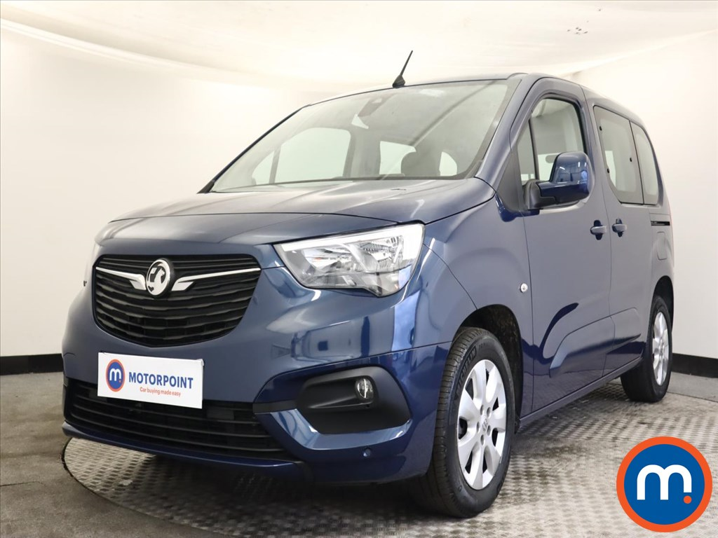 Vauxhall Combo Life 1.5 Turbo D 130 Energy 5dr Auto - Stock Number 1164716 Passenger side front corner