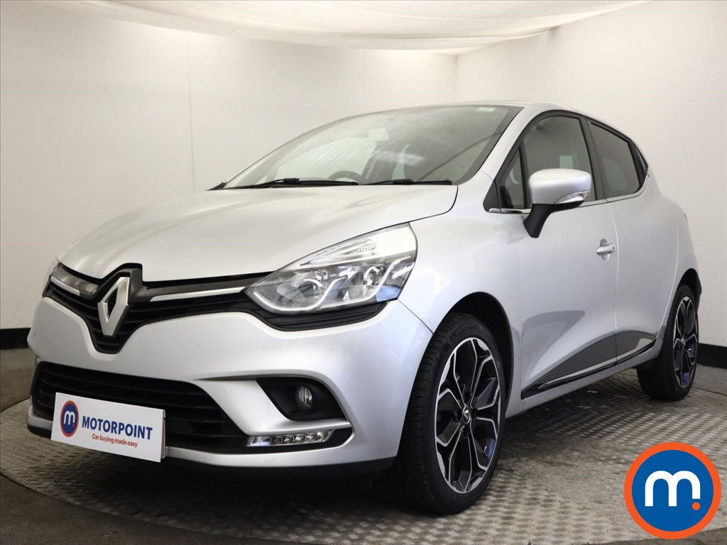 Renault Clio 0.9 TCE 90 Iconic 5dr - Stock Number 1166389 Passenger side front corner