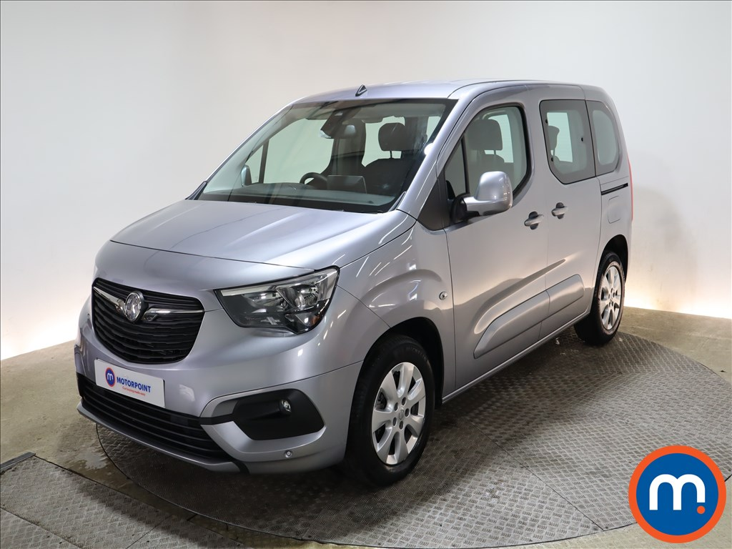 Vauxhall Combo Life 1.5 Turbo D 130 Energy 5dr Auto - Stock Number 1164722 Passenger side front corner