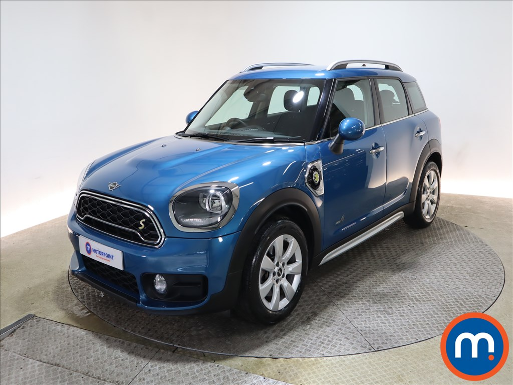 Mini Countryman 1.5 Cooper S E ALL4 PHEV 5dr Auto - Stock Number 1164774 Passenger side front corner