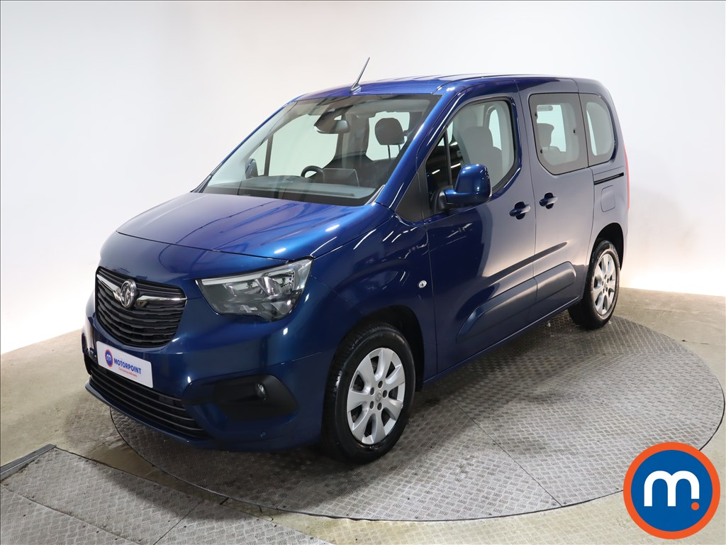 Vauxhall Combo Life 1.5 Turbo D 130 Energy 5dr Auto - Stock Number 1164731 Passenger side front corner