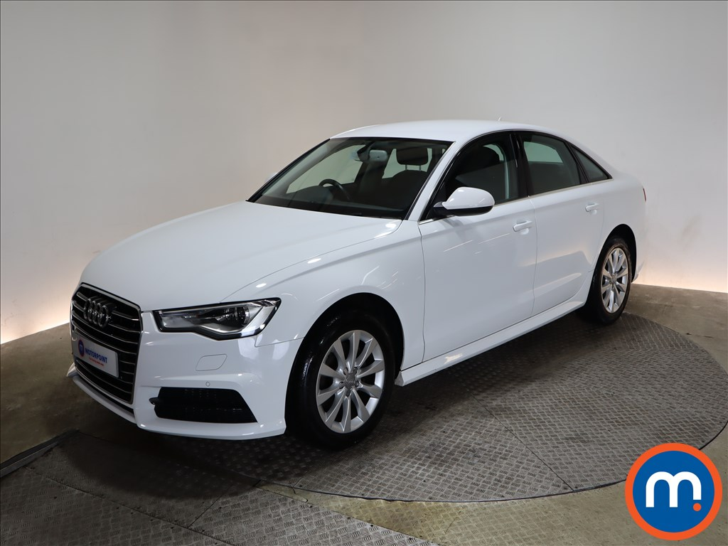 Audi A6 2.0 TDI Ultra SE Executive 4dr S Tronic - Stock Number 1164370 Passenger side front corner