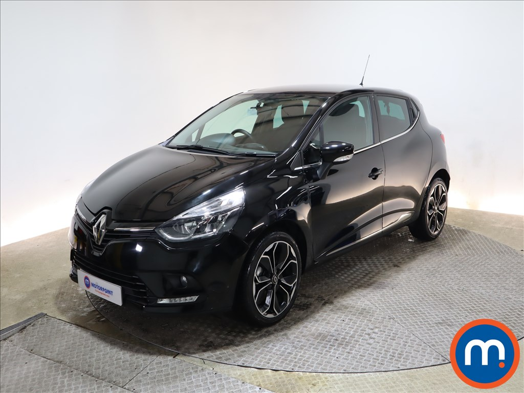 Renault Clio 0.9 TCE 90 Iconic 5dr - Stock Number 1164812 Passenger side front corner