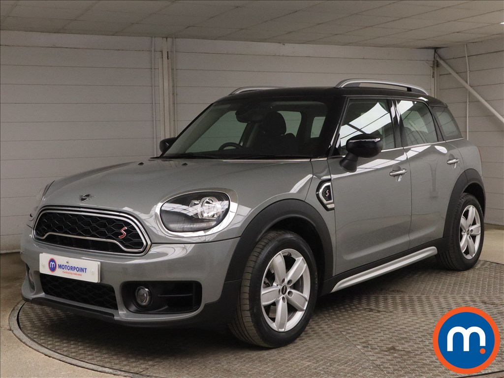 Mini Countryman 2.0 Cooper S Classic 5dr Auto - Stock Number 1165598 Passenger side front corner