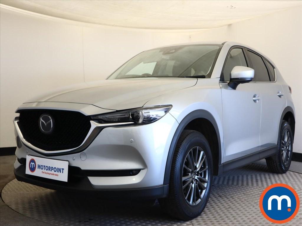 Mazda Cx-5 2.0 SE-L Nav-Plus 5dr Auto - Stock Number 1164322 Passenger side front corner