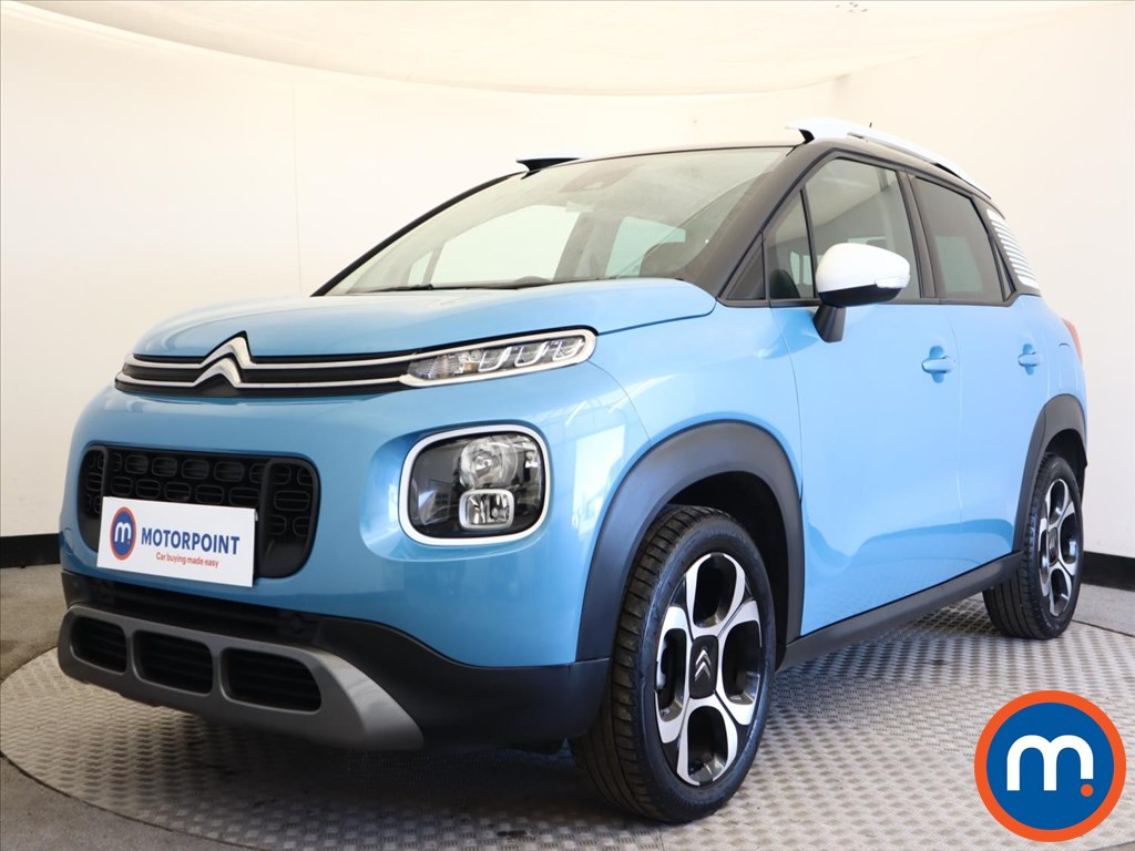 Citroen C3 Aircross 1.2 PureTech 110 Flair 5dr [6 speed] - Stock Number 1164021 Passenger side front corner