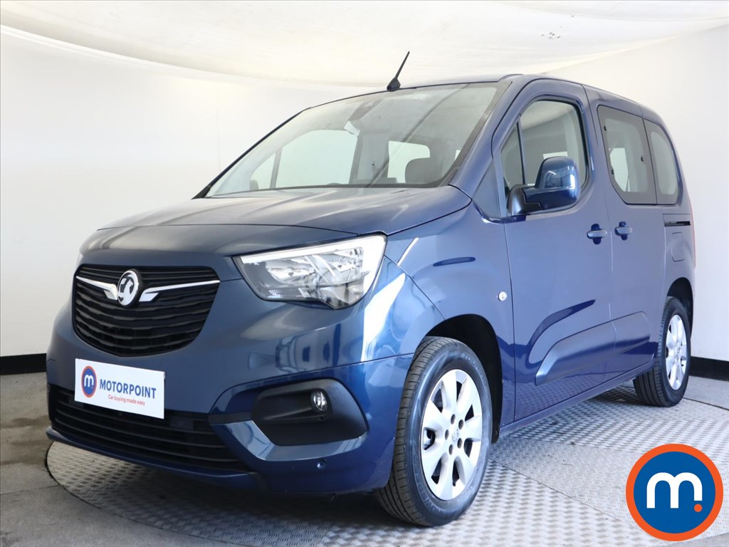 Vauxhall Combo Life 1.5 Turbo D 130 Energy 5dr Auto - Stock Number 1164728 Passenger side front corner