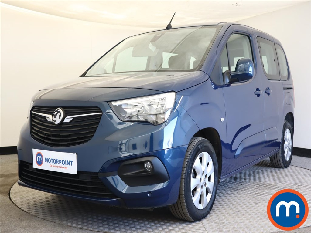 Vauxhall Combo Life 1.5 Turbo D 130 Energy 5dr Auto - Stock Number 1164730 Passenger side front corner