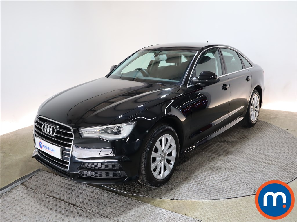 Audi A6 2.0 TDI Ultra SE Executive 4dr S Tronic - Stock Number 1164394 Passenger side front corner