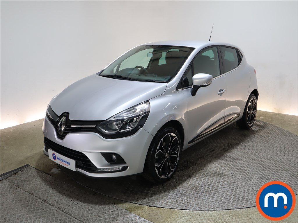 Renault Clio 0.9 TCE 90 Iconic 5dr - Stock Number 1164822 Passenger side front corner