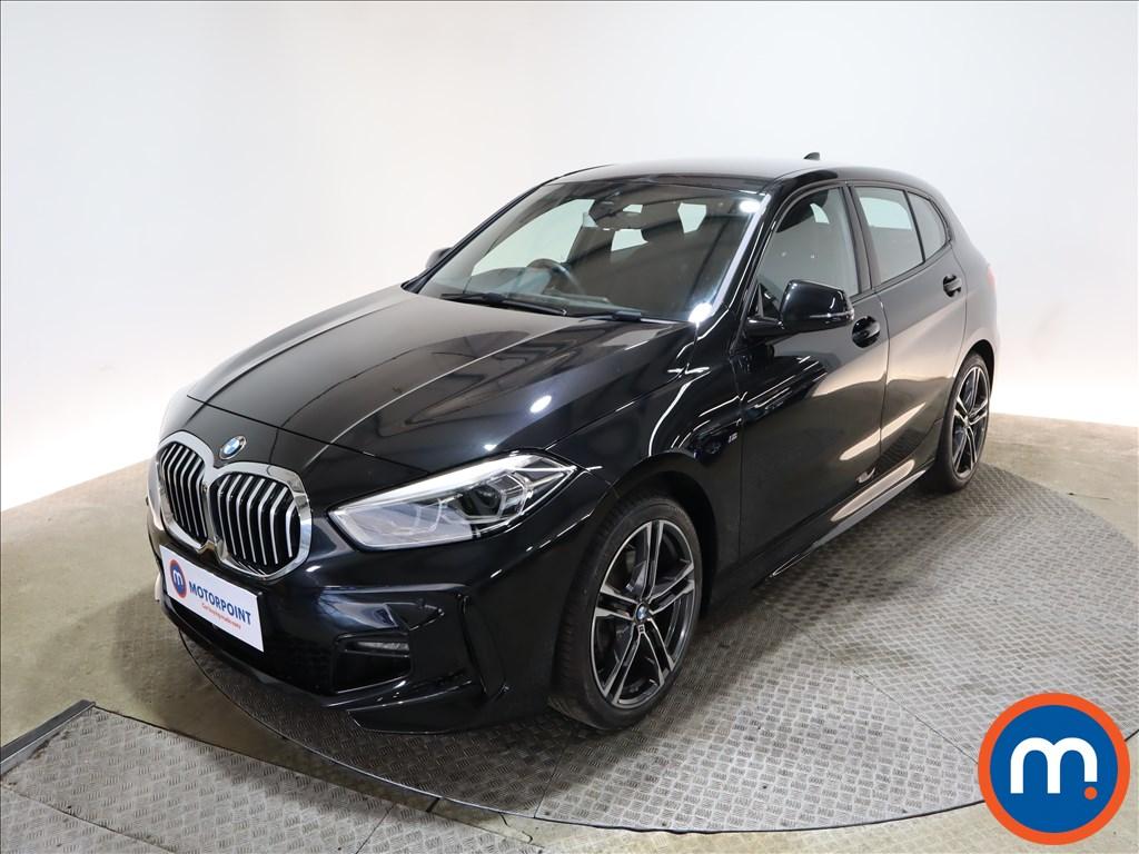 BMW 1 Series 118i M Sport 5dr Step Auto - Stock Number 1164173 Passenger side front corner