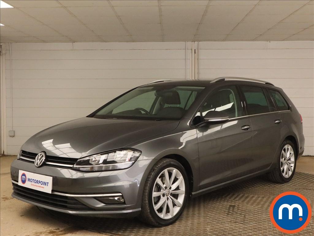 Volkswagen Golf 1.5 TSI EVO 150 GT 5dr - Stock Number 1165636 Passenger side front corner