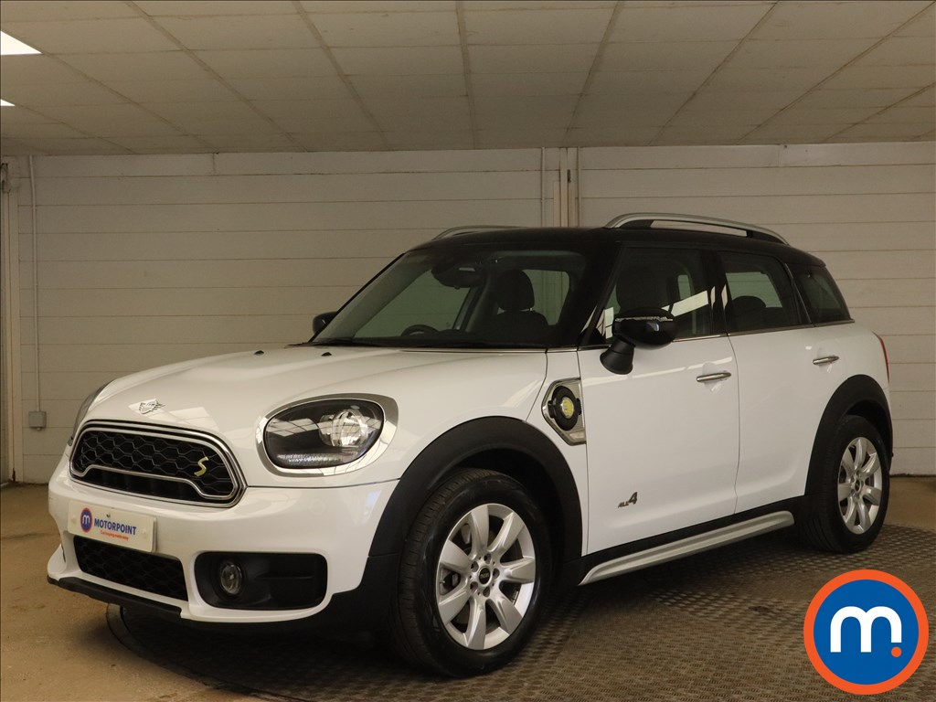 Mini Countryman 1.5 Cooper S E Classic ALL4 PHEV 5dr Auto - Stock Number 1165192 Passenger side front corner