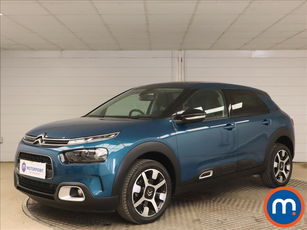 Citroen C4 Cactus 1.2 PureTech Flair 5dr [6 Speed] - Stock Number 1165527 Passenger side front corner