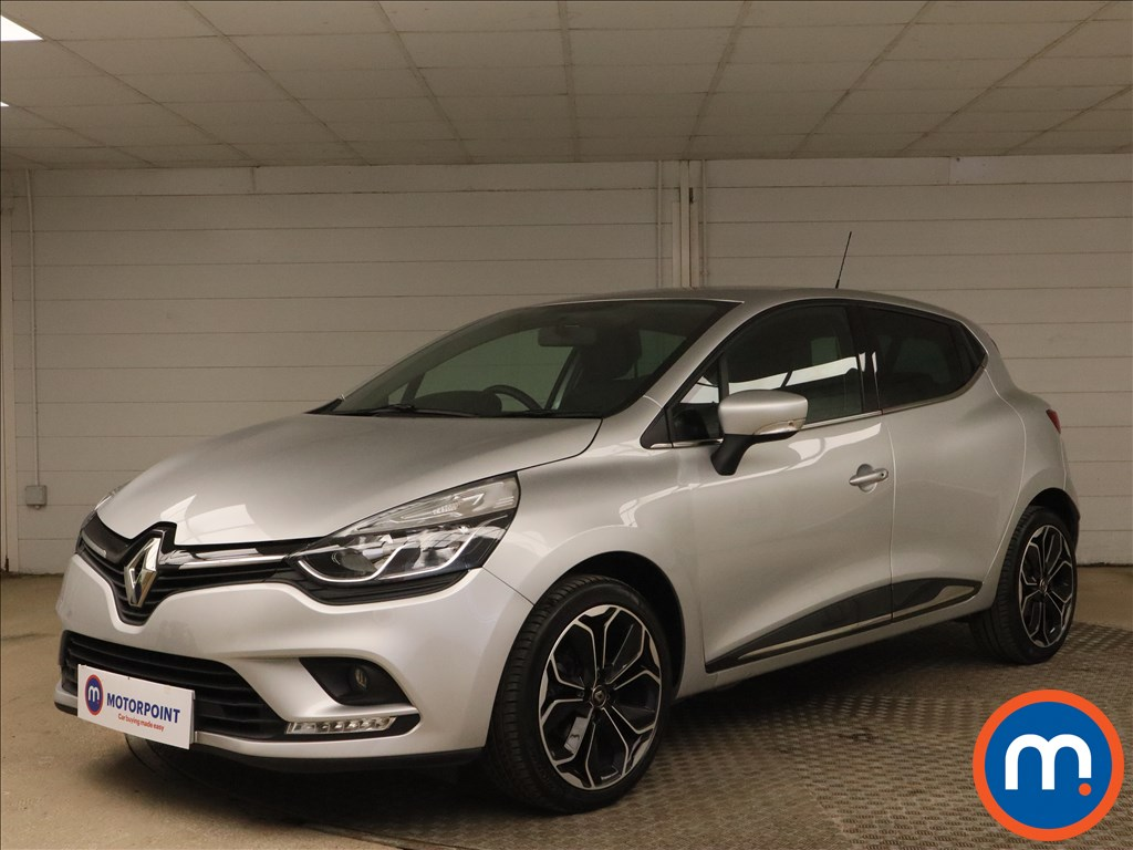 Renault Clio 0.9 TCE 90 Iconic 5dr - Stock Number 1166393 Passenger side front corner