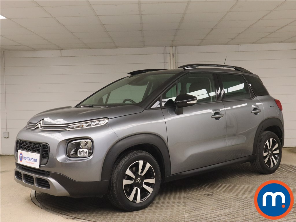 Citroen C3 Aircross 1.2 PureTech 110 Feel 5dr [6 speed] - Stock Number 1152384 Passenger side front corner