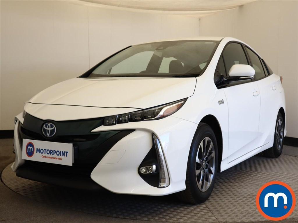 Toyota Prius 1.8 VVTi Plug-in Business Edition Plus 5dr CVT - Stock Number 1163835 Passenger side front corner