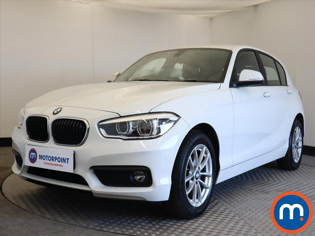 BMW 1 Series 116d SE Business 5dr [Nav-Servotronic] - Stock Number 1164135 Passenger side front corner