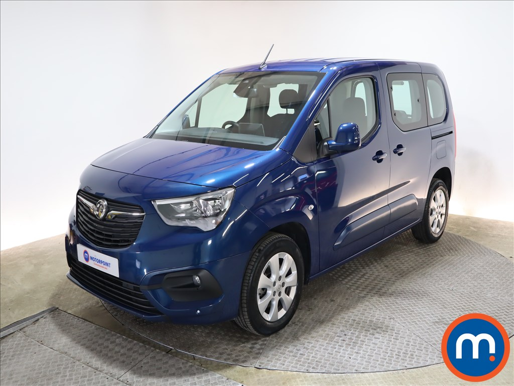 Vauxhall Combo Life 1.5 Turbo D 130 Energy 5dr Auto - Stock Number 1164714 Passenger side front corner