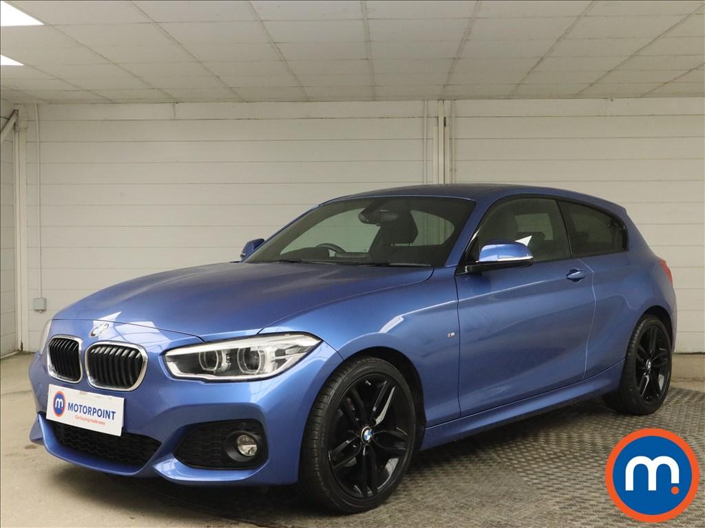 BMW 1 Series 118i [1.5] M Sport 3dr [Nav-Servotronic] - Stock Number 1164462 Passenger side front corner