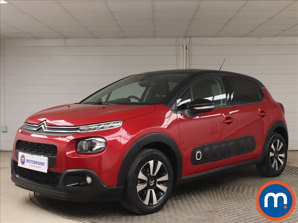Citroen C3 1.2 PureTech 83 Flair Plus 5dr - Stock Number 1165497 Passenger side front corner