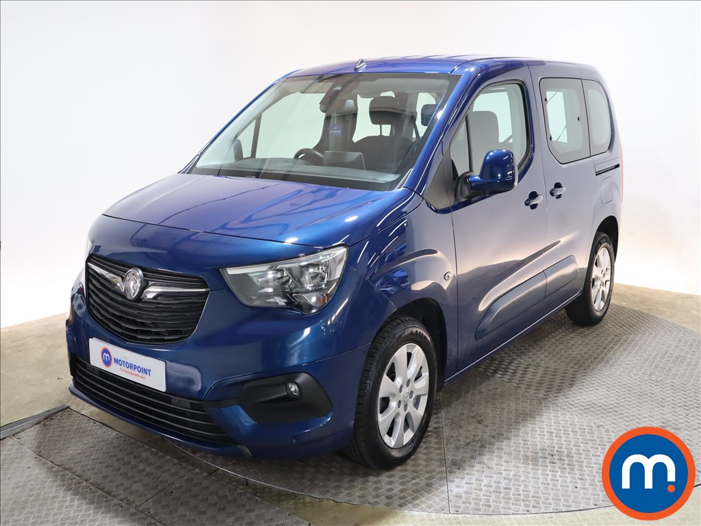 Vauxhall Combo Life 1.5 Turbo D 130 Energy 5dr Auto - Stock Number 1164719 Passenger side front corner