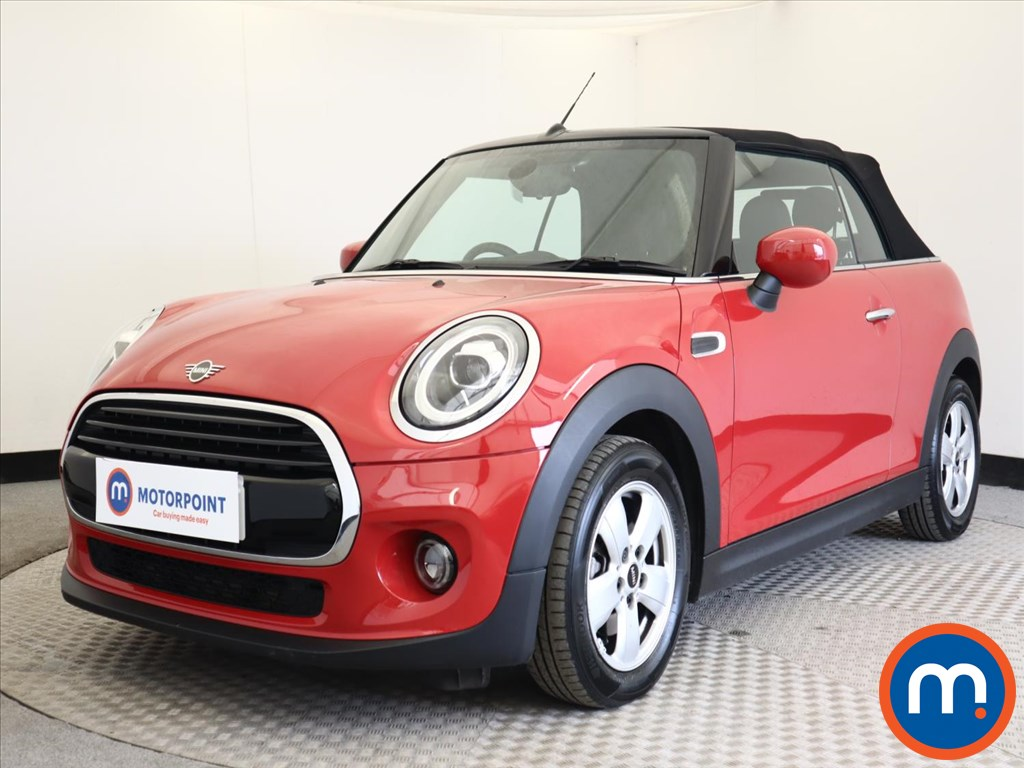 Mini Convertible 1.5 Cooper Classic II 2dr - Stock Number 1165209 Passenger side front corner